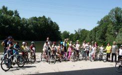 19 giugno 2019 passeggiata in bicicletta con Community-lab